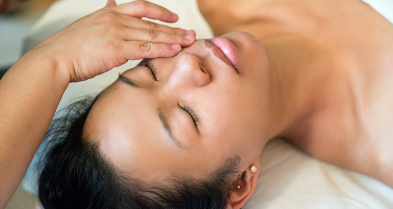 Moisturizing, Balancing, Nurturing Treatment